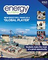 Energy front cover